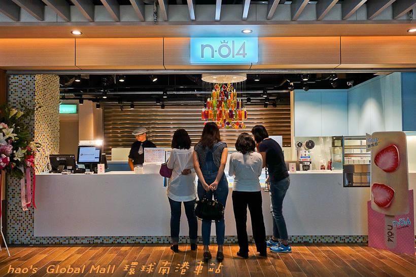 201607Global Mall 環球南港車站031