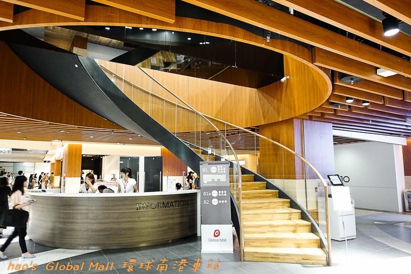 201607Global Mall 環球南港車站038