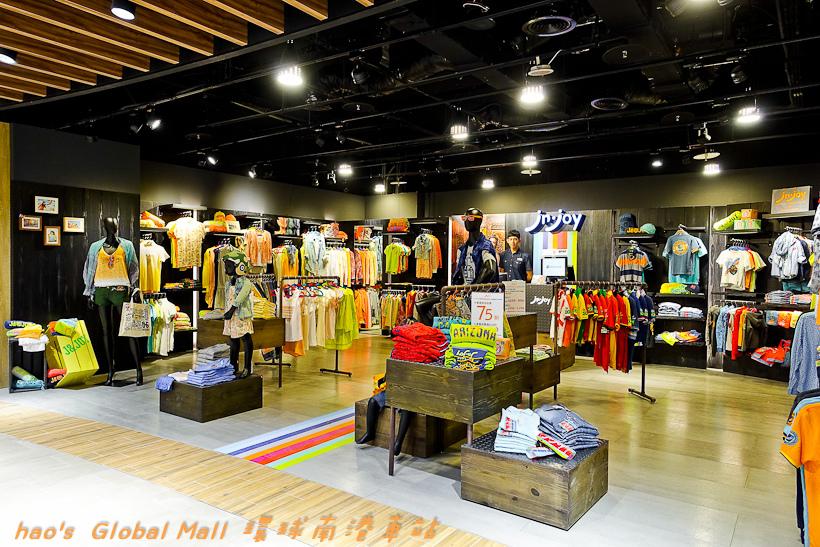 201607Global Mall 環球南港車站049