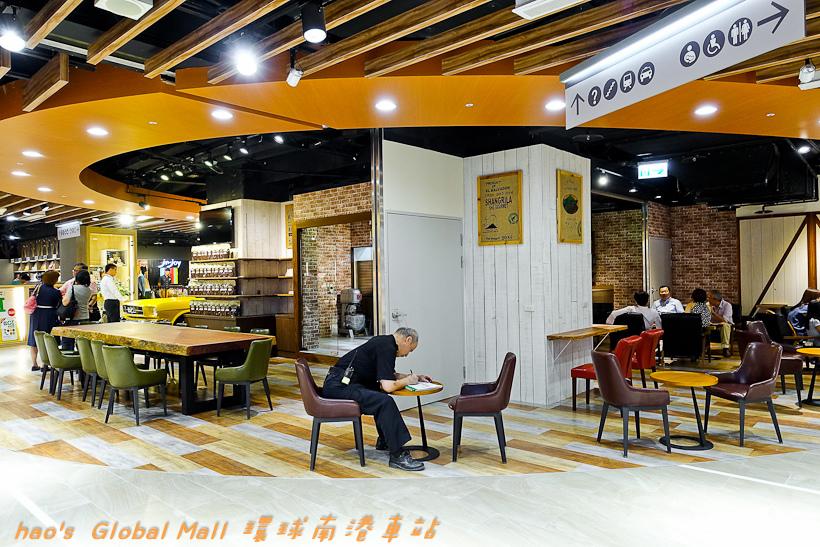 201607Global Mall 環球南港車站053