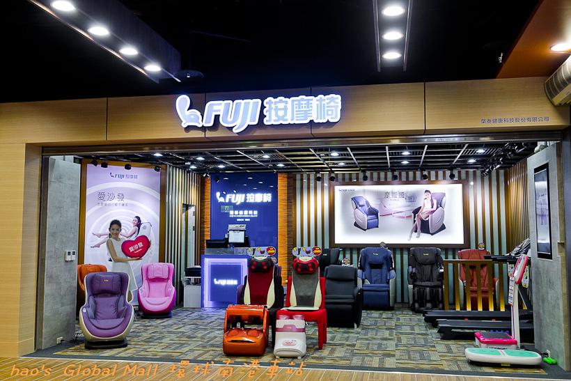 201607Global Mall 環球南港車站061