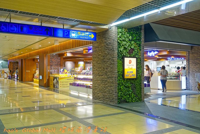 201607Global Mall 環球南港車站063