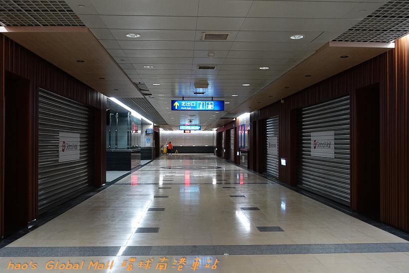 201607Global Mall 環球南港車站079