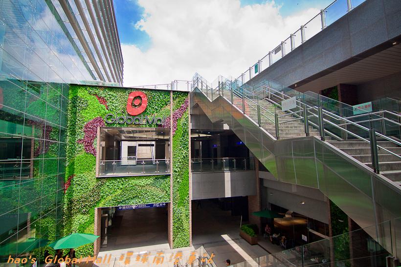 201607Global Mall 環球南港車站083