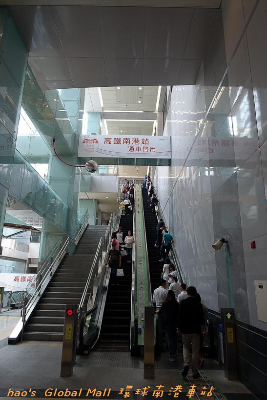 201607Global Mall 環球南港車站088