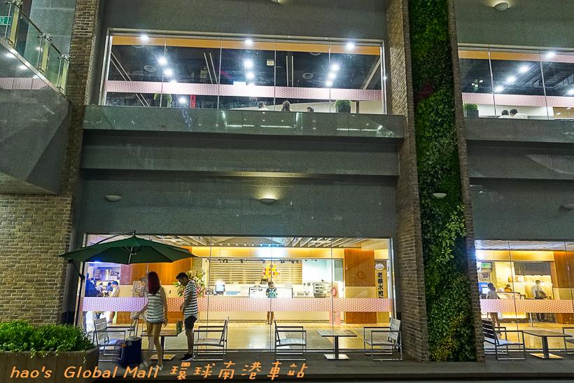 201607Global Mall 環球南港車站092