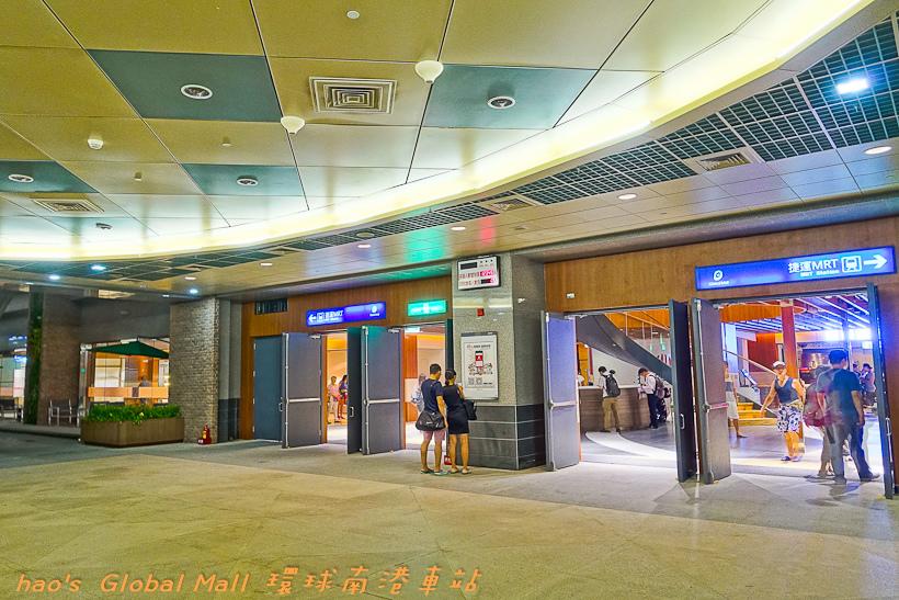 201607Global Mall 環球南港車站096