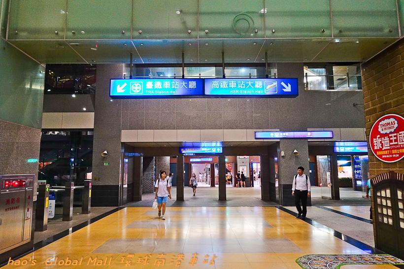 201607Global Mall 環球南港車站097