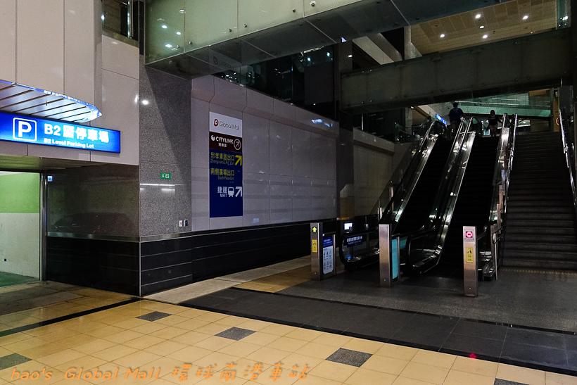 201607Global Mall 環球南港車站098