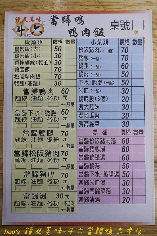 201611鐘及美味-斗六當歸鴨 忠孝店030.jpg