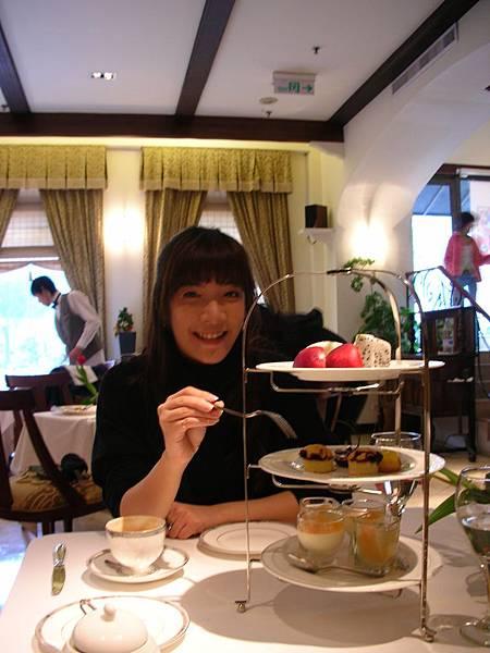 Pasadena法式餐廳 下午茶