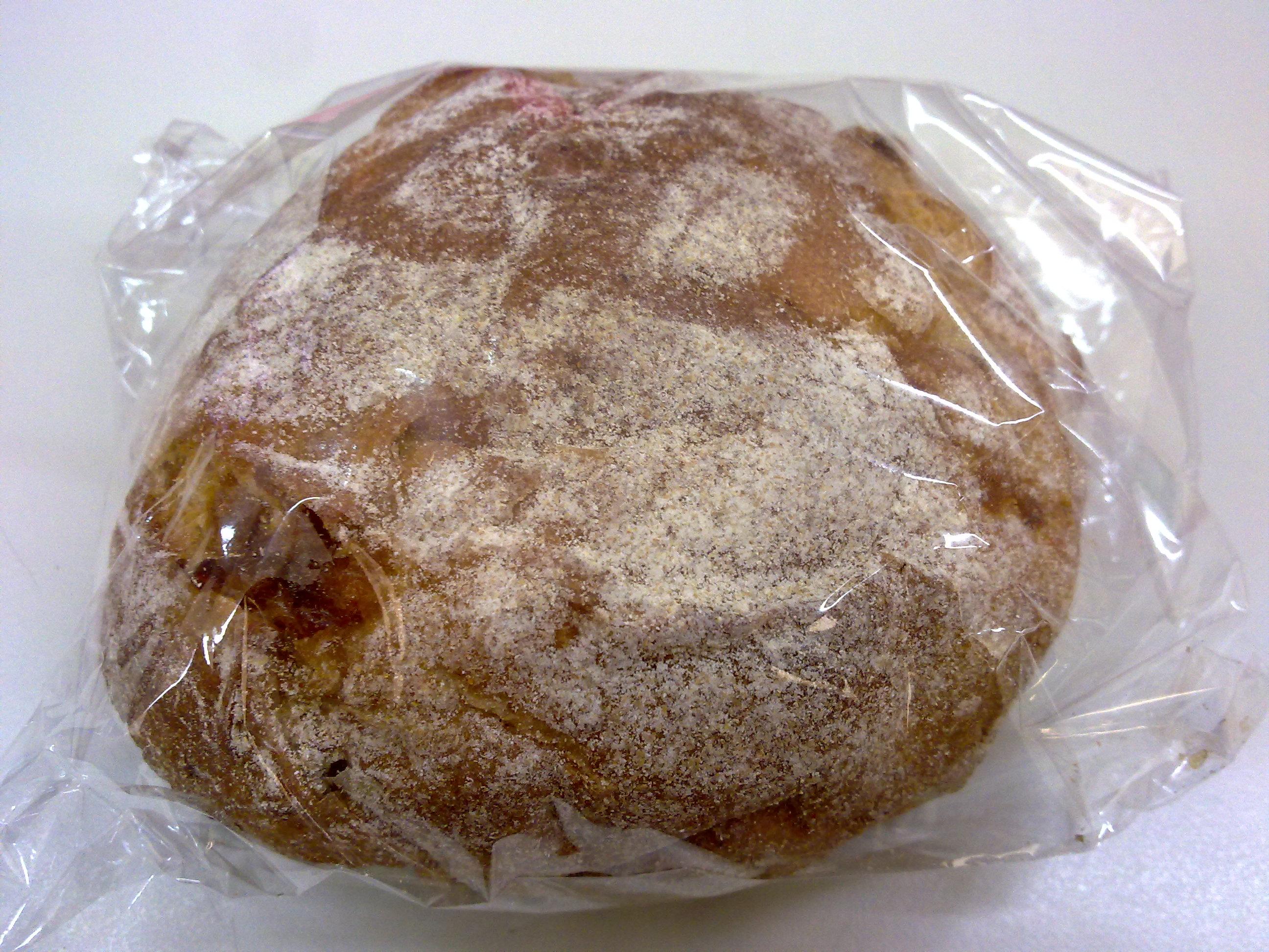 芒果酒釀麵包