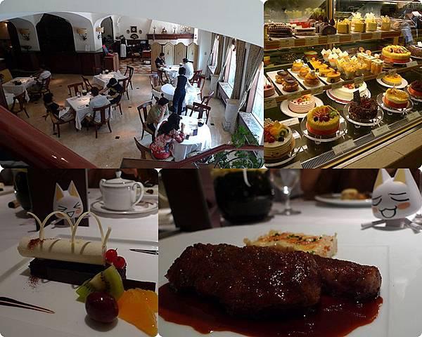★ Pasadena ★ 高雄 帕莎蒂娜法式餐廳 料理 & 下午茶 & 烘焙坊★