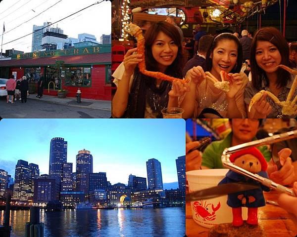 ♥ Boston Barking Crab ♥ 新鮮的龍蝦螃蟹海鮮餐廳 ♥