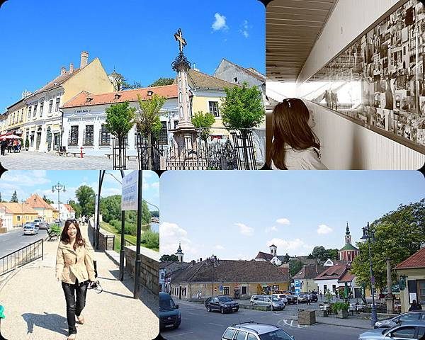 ♥ Szentendre 聖安德烈 山丹丹♥ 匈牙利近郊的馬德里不思議 ♥