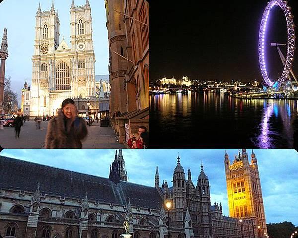 Days in London - Westminster ♥ 國會大廈大笨鐘 + 西敏寺 + London Eye 倫敦必去景點