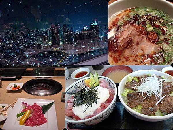 ♥ 東京美食推薦 ♥ 敘敘苑(叙々苑)燒肉 + 築地市場吃早餐 + 一風堂拉麵 ♥