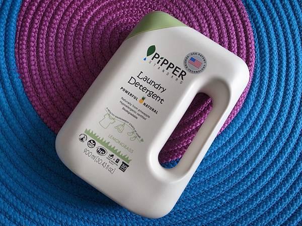 【酵素洗衣精推薦】讓洗衣變得好簡單,全家衣物都適用的∣PiPPER STANDARD 低敏洗衣精