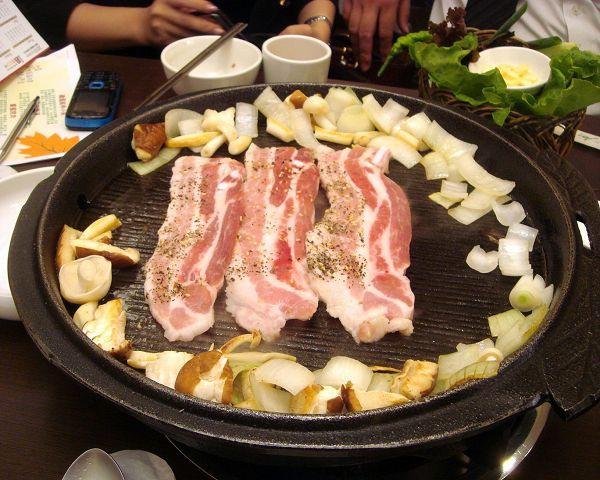 鐵盤~豬肉