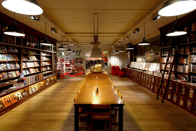 【九種閱讀飲食空間 ︱布魯塞爾的Cook & Book】