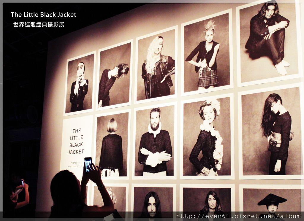 【The Little Black Jacket世界巡迴經典攝影展】