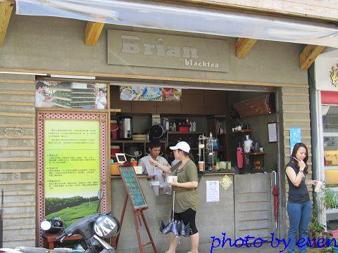 2011.09台南-布萊恩紅茶1