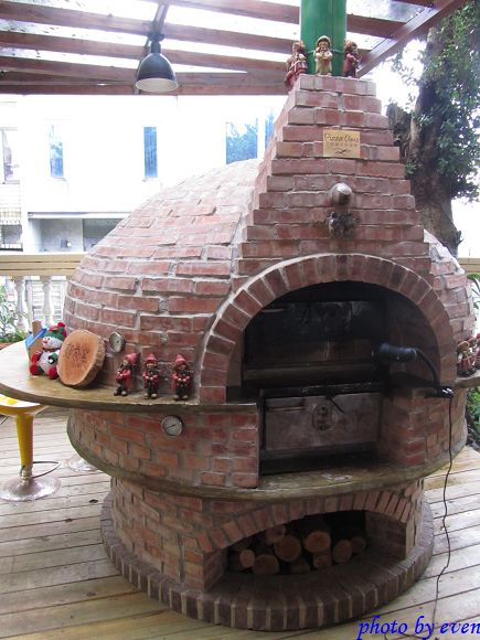 芝柏窯烤義大利比薩12