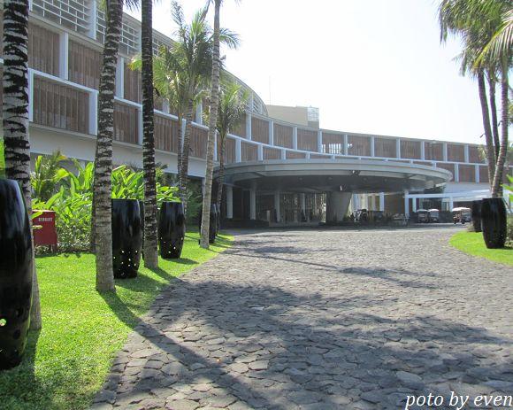 巴里島 W-HOTEL 下午茶4