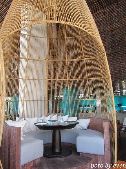 巴里島 W-HOTEL 下午茶11