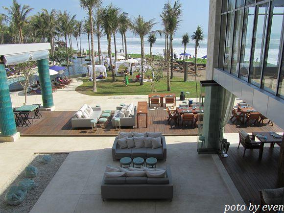 巴里島 W-HOTEL 下午茶10