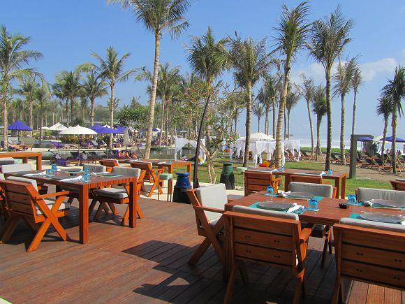 巴里島 W-HOTEL 下午茶12