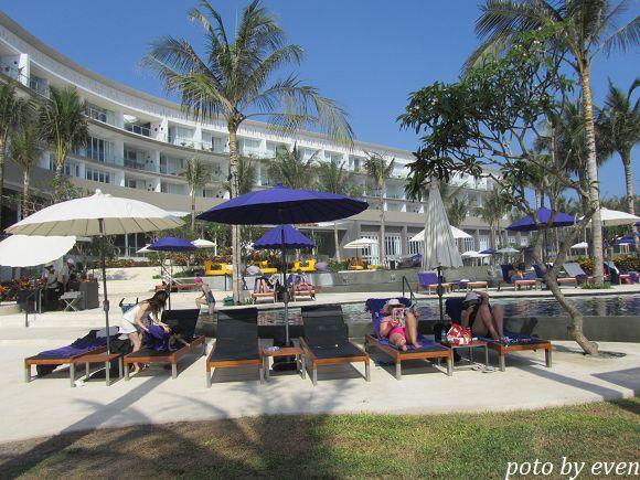 巴里島 W-HOTEL 下午茶13