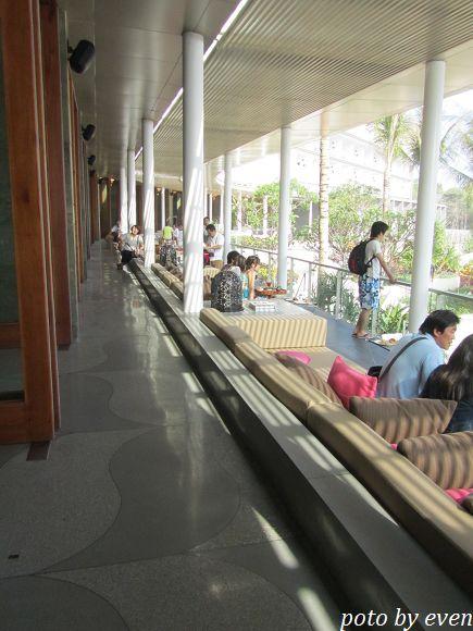 巴里島 W-HOTEL 下午茶17