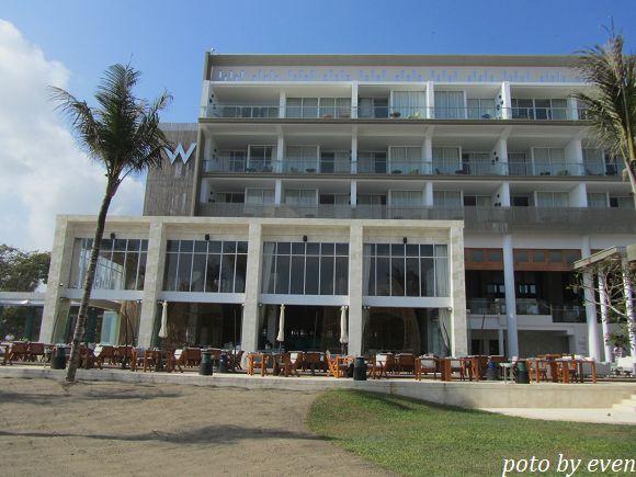 巴里島 W-HOTEL 下午茶16