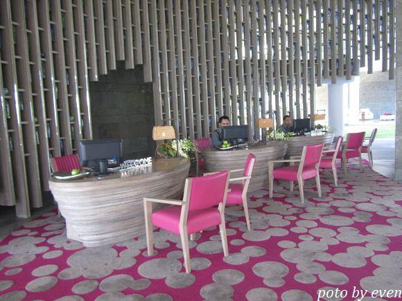 巴里島 W-HOTEL 下午茶18
