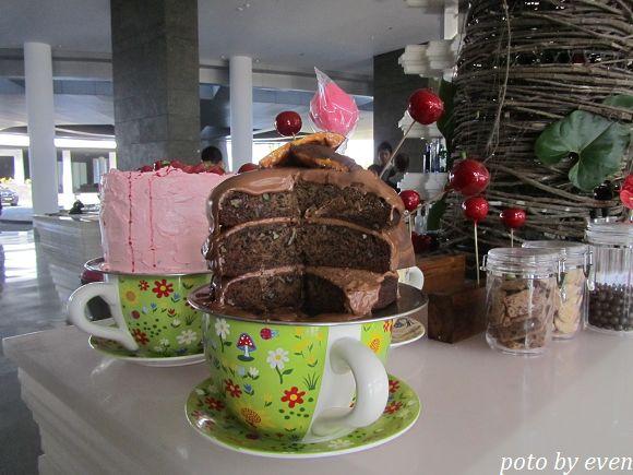 巴里島 W-HOTEL 下午茶20
