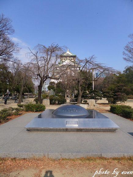 2012年大阪行-大阪城2