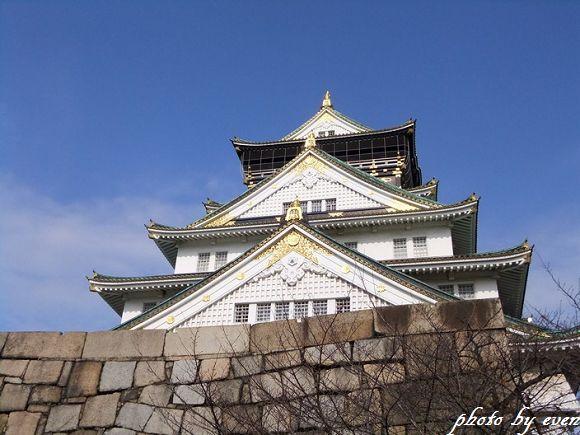 2012年大阪行-大阪城5