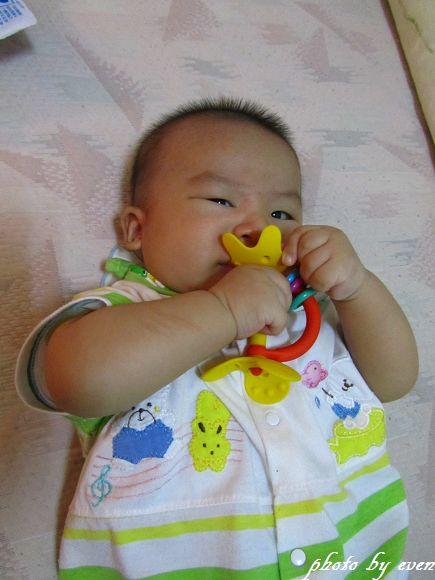 4個月大的小博士3