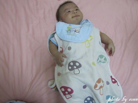 4個月大的小博士5