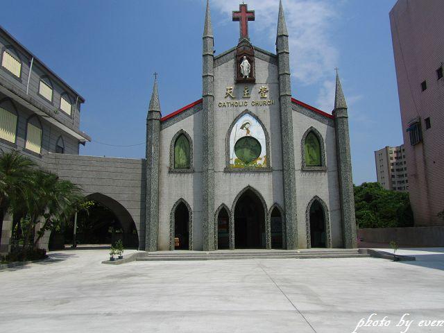 宜蘭羅東北成天主堂10