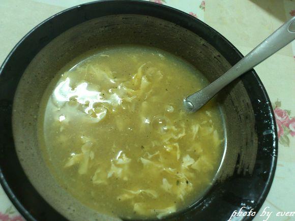 好市多火腿玉米濃湯2