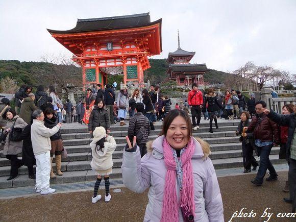 2011年日本旅遊清水寺3