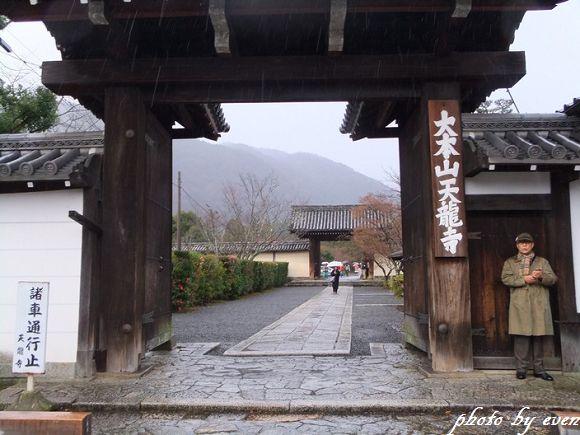 2011年日本旅遊嵐山3
