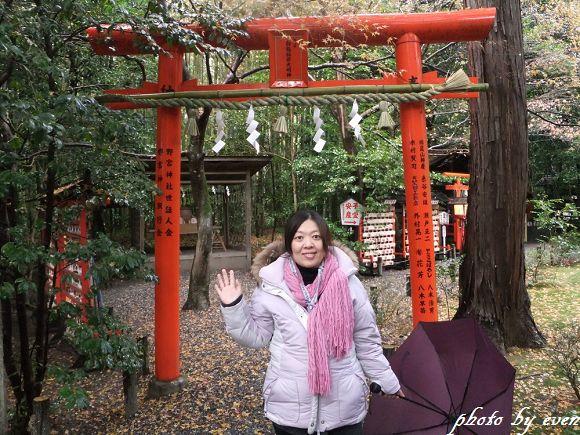 2011年日本旅遊嵐山7
