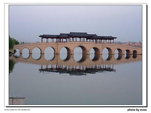 蘇州李公堤石橋2
