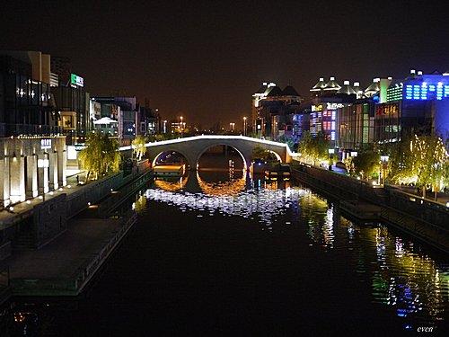 蘇州李公堤石橋7