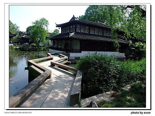 蘇州拙政園4