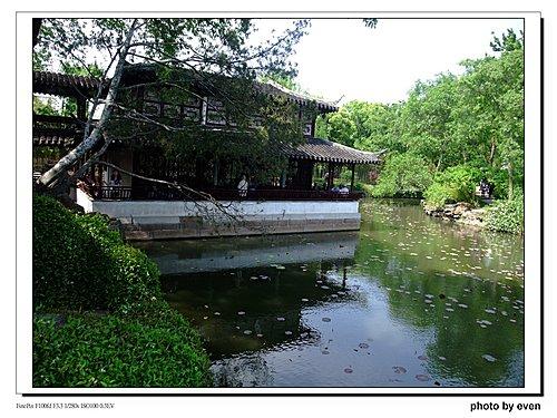 蘇州拙政園9