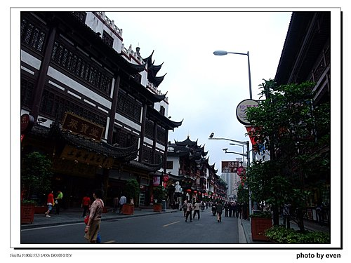 上海豫園9